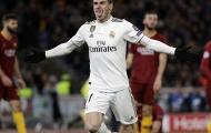 5 điểm nhấn Roma 0-2 Real: Gareth Bale phập phù; Trát sa thải chờ Di Francesco