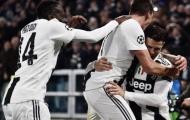 Chấm điểm Juventus trận Valencia: 'Sát thủ vòng cấm' vượt mặt CR7