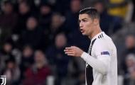 Giúp Juventus đi tiếp, Ronaldo cũng có kỷ lục '100' cho riêng mình