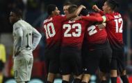 Vỡ òa phút bù giờ, Man United chính thức ghi tên vào vòng knock out