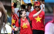 Fan nữ xinh đẹp Việt Nam đọ sức Hot girl Philippines trước giờ G
