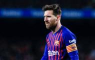 5 điểm nhấn Barca 2-0 Villarreal: Suarez chấn thương, thế lại hay; Messi 'đen đủi'