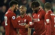 Liverpool lấy lại niềm vui nhờ chiến thắng may mắn trước Everton