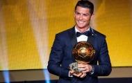 Chẳng cần đăng quang, Ronaldo cũng phá đến 3 kỷ lục về Quả bóng vàng