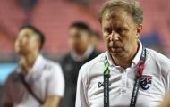 HLV Thái Lan xin rút kinh nghiệm, hướng đến Asian Cup