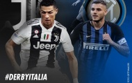 02h30 ngày 08/12, Juventus vs Inter Milan: Derby d'Italia rực lửa