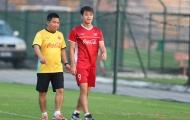 Văn Toàn 'bắn tín hiệu' về khả năng ra sân trận gặp Malaysia