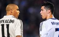 Ronaldo 'béo' chỉ ra điều mình thua kém CR7