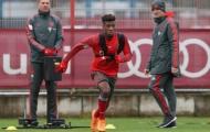 Bayern đã sẵn sàng cho phương án thay thế Ribery