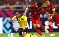 Đội hình Malaysia đá Việt Nam: 'Nát bươm' hàng thủ