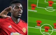 Đấu Valencia, Man United ra sân với đội hình nào?