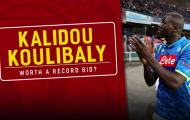 'Quái vật' Koulibaly có đáng để Man Utd phá kỷ lục thế giới không?