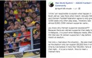 Căng thẳng leo thang, fan Malaysia tiếp tục công kích NHM Việt Nam