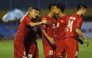 Việt Nam dễ dàng đánh bại Malaysia