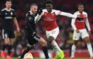 Bỏ lỡ cơ hội vàng, Emery vẫn tung hô sao trẻ đi vào lịch sử
