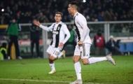 Ronaldo lập công, Juventus bắn hạ Torino ở Derby della Mole