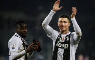 Chấm điểm Juventus trận Torino: Cảm hứng mang tên CR7