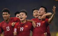 Xong AFF Cup, tuyển Việt Nam đối mặt với lịch thi đấu 'dày kịt' ở Asian Cup