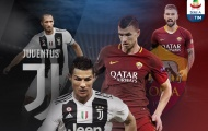 02h30 ngày 23/12, Juventus vs AS Roma: Lần thứ 8 cho đội chủ nhà