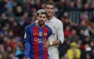Jurgen Klopp buông lời cay đắng với Ronaldo trước Messi