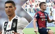 Ronaldo và 10 cái tên xuất sắc nhất Serie A nửa đầu mùa giải 2018/2019