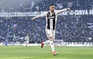 Chấm điểm Juventus trận Sampdoria: Ngả mũ trước CR7