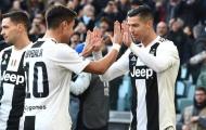 Ronaldo nói lời thẳng thắn về VAR sau khi lập cú đúp cho Juventus