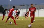 HLV Park Hang-seo đón tin vui về Trọng Hoàng