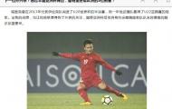 Báo Trung Quốc: Quang Hải nối ngôi Son Heung-min, rực sáng tại Asian Cup