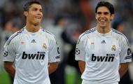 Ngày cuối năm, Kaka hồi tưởng những nghĩa cử đẹp của Ronaldo