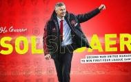 Đả bại Benitez, Solskjaer cân bằng kỷ lục vĩ đại nhất lịch sử Man Utd