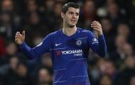 Morata bị trọng tài tước oan bàn thắng, Chelsea mất điểm ngay trên sân nhà