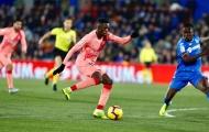 Dembele đã chứng tỏ tại sao Coutinho phải dự bị