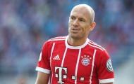Robben: 'Bayern đã bốc phải lá thăm tệ nhất tại C1'