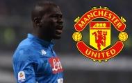 Đã rõ thời điểm Man Utd xúc tiến chiêu mộ 'quái thú' Koulibaly