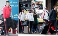 Sanchez vắng mặt, 1 sao trẻ có tên trong chuyến đi của M.U tới London