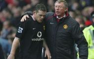Phản ứng đặc biệt của Sir Alex khi Rooney muốn xin quả bóng trận ra mắt