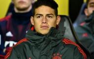 Xong! Sếp lớn lên tiếng, rõ vụ Arsenal - James Rodriguez