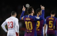 03h30 ngày 18/01, Barcelona vs Levante: Ai cản nổi Messi?