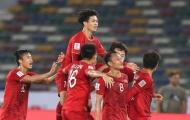 Đã rõ khả năng vô địch Asian Cup 2019 của tuyển Việt Nam