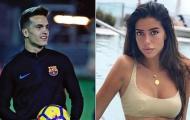 NÓNG: Bạn gái sao Barca vô tình tiết lộ thương vụ đến Arsenal?