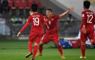 Bất ngờ! FIFA đánh giá tuyển Jordan 'dưới trình' Việt Nam