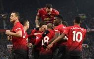 Rashford lại nổ súng, Man United gây sức ép kinh khủng lên Arsenal và Chelsea