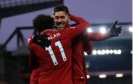 Salah lập cú đúp, 10 người của Liverpool vật vã giành 3 điểm trong trận cầu 7 bàn thắng
