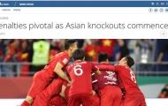 FIFA chỉ ra những cái tên chủ chốt mang tấm vé Tứ kết cho ĐT Việt Nam