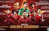 Đến truyền thông châu Á cũng phải làm poster, kêu gọi ĐNA 'gác lại hận thù' cổ vũ Việt Nam