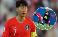 Son Heung-min gửi thông điệp đến HLV Park Hang-seo và ĐT Việt Nam