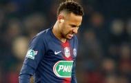XONG! Đã rõ tình trạng chấn thương của Neymar