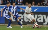 Highlights: Real Madrid 3-0 Alaves (La Liga)