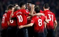 Ngay tháng hai thôi, Man Utd đứng trước cơ hội đi vào lịch sử Premier League
